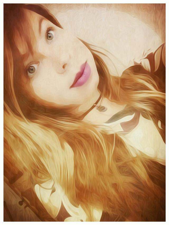 #FreeToEdit  #girl  #beauty  #portrait  #edited  #oileffect  #oilpaint  Original: @f-oliveira1