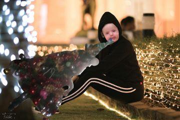 baby christmas freetoedit