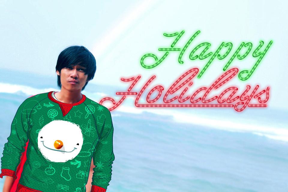 #FreeToEdit #uglysweaters do you like my edit? @bachtiarkurniawan