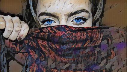freetoedit blueeyes beautiful interesting strong