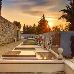 cemetery cemeterybeauty sunlight sunlightthroughthetrees sun