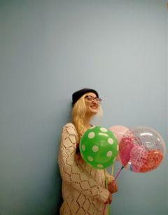 freetoedit remixme balloons birthdaygirl dpcbeanies