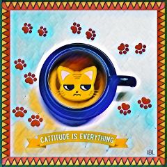 freetoedit colorful popart coffeecup magiceffect