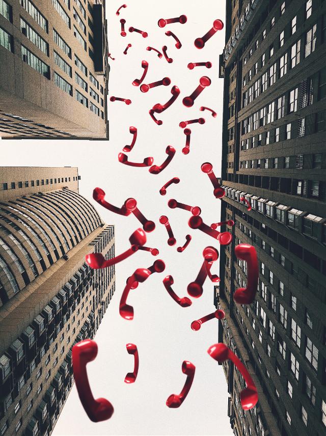 #FreeToEdit #stickers #whatif #buildings