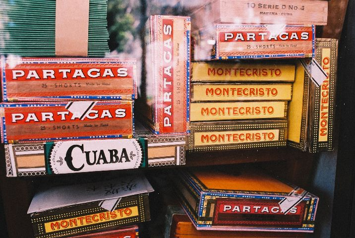 partag oldest cigar havana minolta