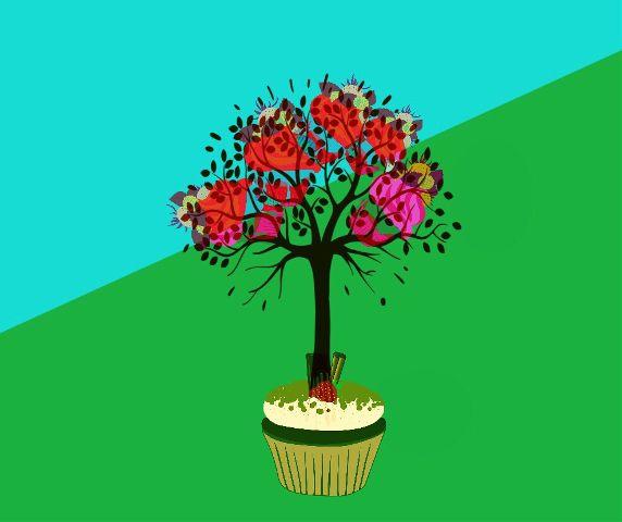 cupcakestickers freetoedit