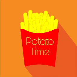 freetoedit potato frenchfriesremix