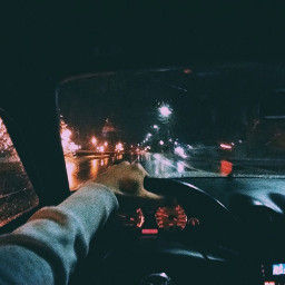 edited lifestyle cars night photography freetoedit