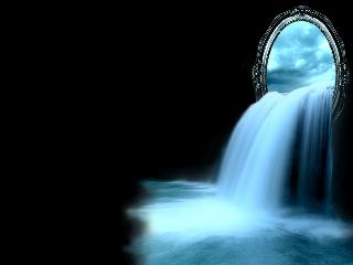 window waterfall freetoedit